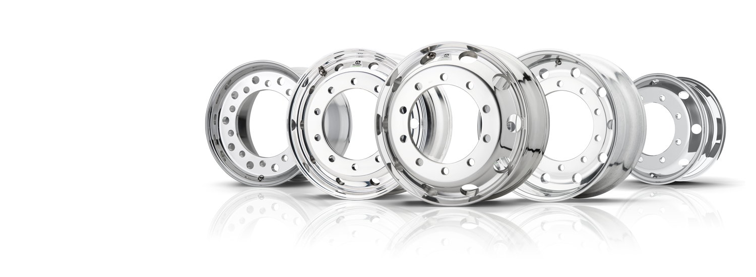 Alcoa Wheels product range