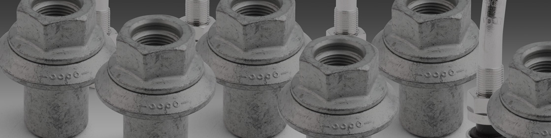 Wheel nuts and valves for alcoa wheels