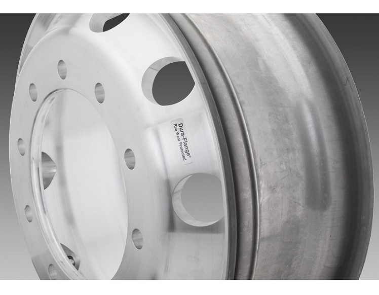 Dura-Flange wheels