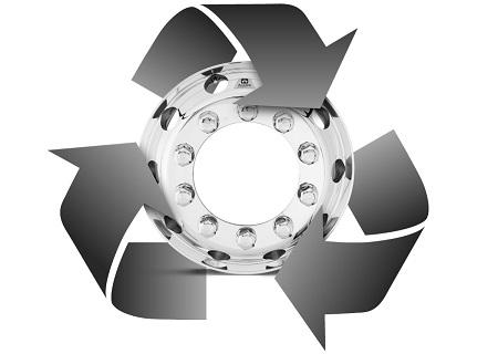 Alcoa Wheels are environmentally friendly