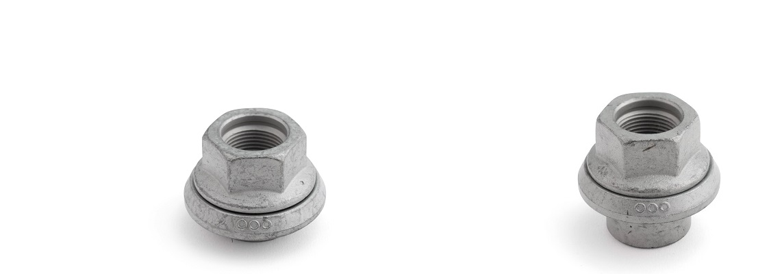 sleeved wheel nuts short and long