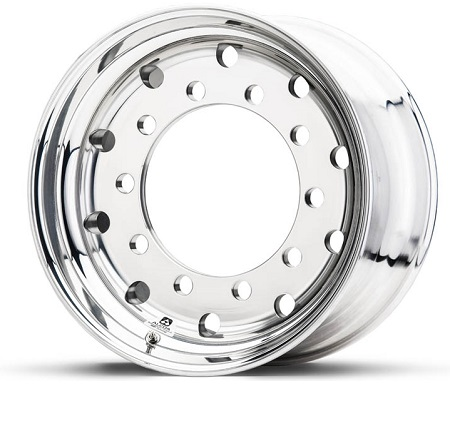 Wheels for inloaders 22.5 x 11.75 offset 45 mm