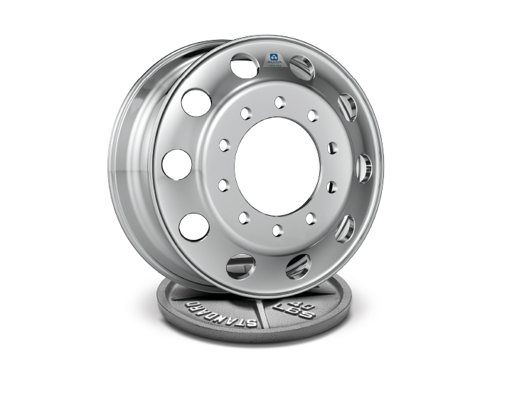 Alcoa Ultra ONE® Wheels with MagnaForce® alloy introduced.