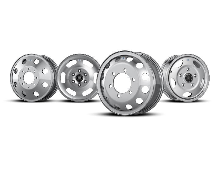 M-Series® Medium Duty Wheels debut
