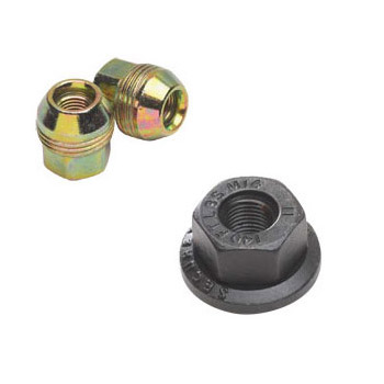 Wheel Cap Nuts